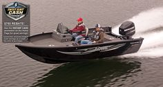 FM175 Pro WT Deep-V Boat