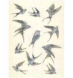 Blue #tattoo patterns #tattoo design #tattoo| http://wonderfultatoos.blogspot.com