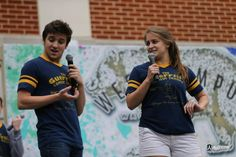 Did you know Baylor has an improv comedy student group? Check out the Guerrilla Troupe!