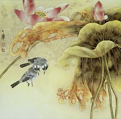 Chinese Artwork | ... Chinese art painting. The first being figure painting and the second