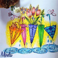 Hope that ☉ will come ❤❤ #meinfrühlingsspaziergang #ritaberman #arte_e_colorir #divasdasartes #bayan_boyan #wonderfulcoloring #terapiacompinturas #fangcolourfulworld #coloring_loves #coloring_repost #coloring_secrets #art #love #happy #flower #magic #prismacolorpremier #prisma #posca ❤