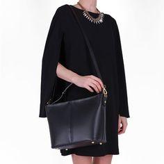 Geanta din piele naturala Exene Casual, Bags, Fashion, Handbags, Moda, Fashion Styles, Taschen, Fasion, Purse