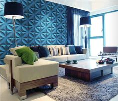 Inhabit Chrysalis Wall Flats - 3D wall panels