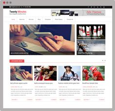 Magazine #WordPressTheme Features  #GPL (General Public License)  #Sticky Header #Translation Ready #SEO Friendly #Cross Browser Compatibility CSS #WordPress Popular Plugins #Compatible #Theme Tested with WordPress Latest Version http://zylothemes.com/themes/magazine-wordpress-theme/