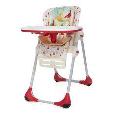 Chicco, Polly 2w1 Timeless, krzesełko do karmienia
