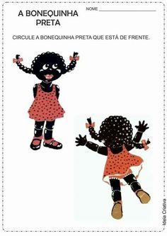 31 Melhores Imagens De Livro Infantil A Bonequinha Preta Boneca