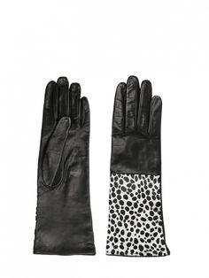 Click through to see more SALE deals from Luisaviaroma. // Our Pick: Mario Portolano Medium Nappa Leather Gloves
