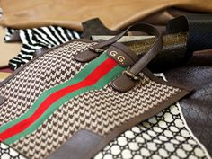 All About Gucci: The History Behind Gucci's Designer Bags  Photo by Matthieu Lebreton / CC BY / edited: brighter & sharper