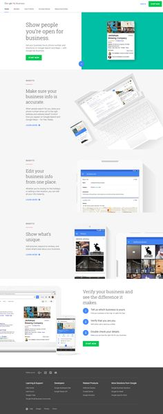 Google My Business – MaterialUp
