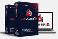 Livecaster 3 - Livecast pre recorded videos anywhere Facebook Marketing, Internet Marketing, Online Marketing, Online Broadcasting, Make Money Online, How To Make Money, Youtube Time, More Instagram Followers, Legitimate Work From Home