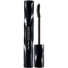 Shiseido Full Lash Volume Mascara ($25) ❤ liked on Polyvore featuring beauty products, makeup, eye makeup, mascara, beauty, eyes, eyeliner/mascara, black, black mascara and shiseido eye makeup