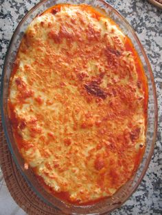 PASTEL DE CARNE Achi Parmentier, Meat Lovers, Meatloaf, Great Recipes, Food To Make, Main Dishes, Appetizers, Pizza, Cheese