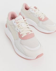 Page 4 - Discover women's trainers with ASOS. From trainers to plimsolls and retro styles, ASOS offers a great alternative to a smart pair of shoes. Shop now at ASOS. Puma Sneakers, Black Sneakers, Platform Sneakers, Black And White Trainers, Black White, Reebok, Rose Pastel, Basket Noir, Plimsolls