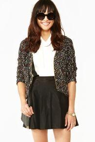 Uptown Tweed Jacket