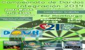 Campeonato de dardos para celebrar el Día Mundial del Síndrome de Down
