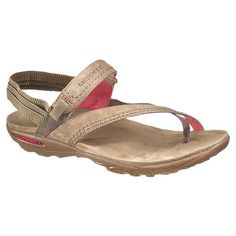 6c8f11f60e51 Merrell Mimosa Clove Women s Sandals M in Kangaroo)