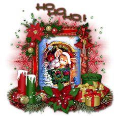 Santa Is Comming