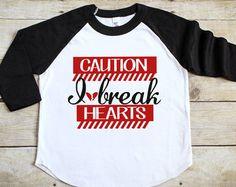 Valentine's Shirt Toddler Boy Valentine by PineapplePancakeKids