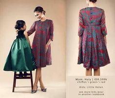 Image result for dress batik hamil