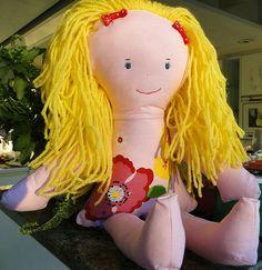 Poppemie nr 1 uit 'De poppen van Tantehilde'