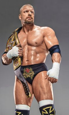 WWE Ch&ion Triple H  sc 1 st  Pinterest & WWE Triple H Halloween Costumes | Best Costumes for Adults for ...