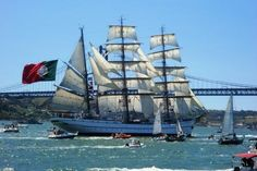 Sagres - Portuguese Tall Ship @ Lisboa - Portugal