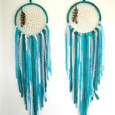 Dreamcatchers from madebybettyb on etsy