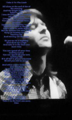 Eagles Lyrics, Eagles Band, Rip Glenn, Glenn Frey, Bernie Leadon, Randy Meisner, Greatest Hits, Brad Pitt, Music Bands
