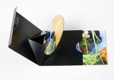"Laura ""ULTRA"" CD packaging by Pello Rauno, via Behance"