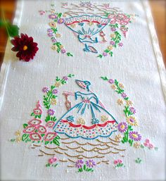 Check out this item in my Etsy shop https://www.etsy.com/uk/listing/462231476/hand-embroidered-crinoline-lady-vintage