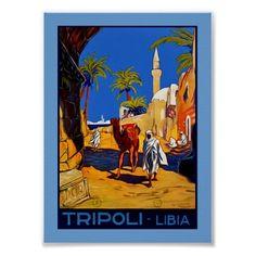 Tripoli - Libia (Líbia) por RetroCommunications