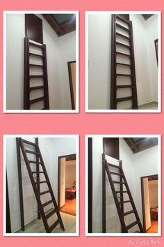 """Résultat de recherche d'images pour """"escalera de acceso al altillo en la cocina"""""""