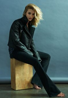Rosie Huntington-Whiteley Approved Winter Outfit Ideas