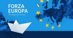 Forza Europa - Sottoscrivi l'impegno - Unione Europea