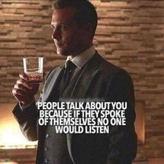 8 Quotes from Harvey Specter that helps you live like a boss! Wisdom Quotes, True Quotes, Quotes To Live By, Best Quotes, Motivational Quotes, Funny Quotes, Inspirational Quotes, Mr Right Quotes, Quotes Quotes