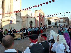 Parade in Sant'Antioco, Sardinia - photo by Vladimir Viconart
