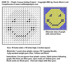 PC Smiley Face Graphs