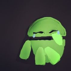 crying android