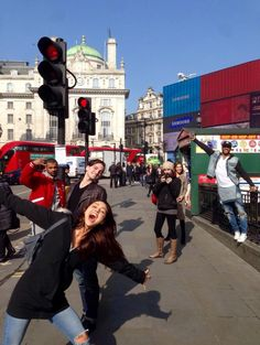 London Baby! #The100 #London