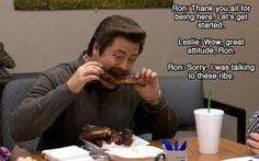 Ultimate Ron Swanson