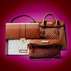 Bolsas WJ - clássicas e nas tendências da estação #purse #brown
