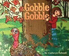 """From Huyen MacMichael's review on Vegbooks: """"My daughter and I loved how expressive and detailed the turkey illustrations were and some pages made us laugh out loud."""""""