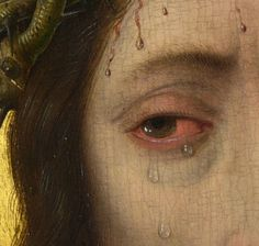 Find images and videos about art, pain and crying on We Heart It - the app to get lost in what you love. Renaissance Kunst, Renaissance Paintings, Images Vintage, Arte Obscura, Art Hoe, Classical Art, Aesthetic Art, Crying Aesthetic, Aesthetic Grunge