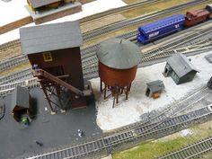 Trains - Model Life