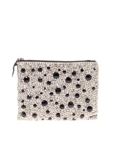 sequined clutch from Asos...because I need more bags!