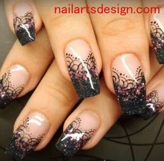 10 Latest Nail Art Designs you can't miss it -->http://wonderfuldiy.com/wonderful-diy-latest-nail-art-designs/  #diy #beauty #nailart
