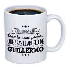 #Taza #Personalizada para el mejor padre y abuelo #regalos taza desayuno y café