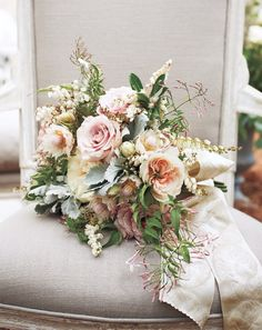 Another beautiful pastel bouquet!