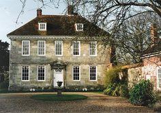 Irish country house. Irish manor. Irish architecture. Irish exterior