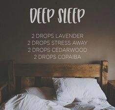 These Essential Oils and You Will Be Dozing Off To Bed in No Time Deep Sleep, I'll try anything at this point. Essential Oils For Sleep Diffuser
